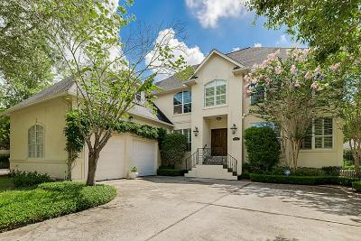 Harris County Single Family Home For Sale: 610 Woodbend Lane