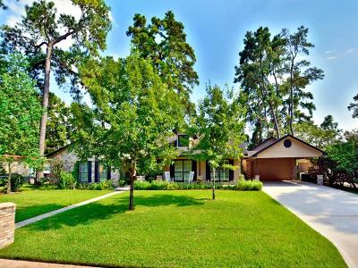 Houston Single Family Home For Sale: 6115 Coral Ridge Road