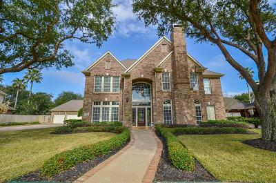 Katy Single Family Home For Sale: 2702 Autumn Lake Drive