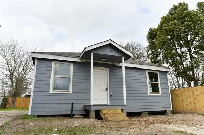 Single Family Home For Sale: 319 Tite Street