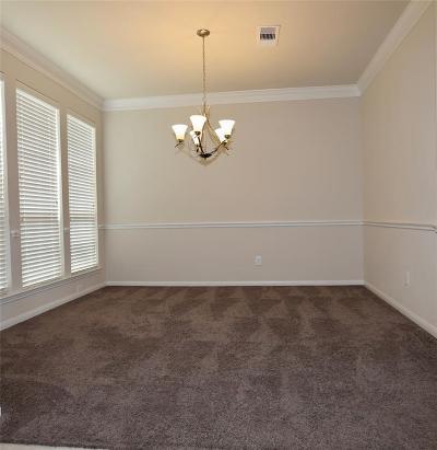 Stafford Single Family Home For Sale: 3814 Grand Promenade Lane