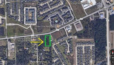 Dickinson Residential Lots & Land For Sale: 1100 Blk Fm 517 Road