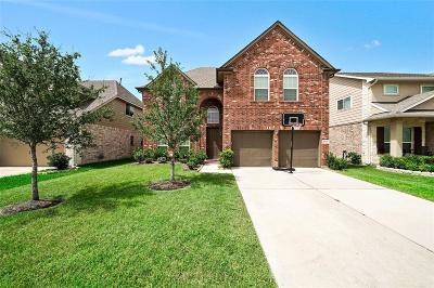 Richmond Single Family Home For Sale: 20714 Bandrock Terrace