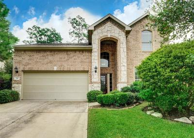 The Woodlands Single Family Home For Sale: 10 Quillwood Place