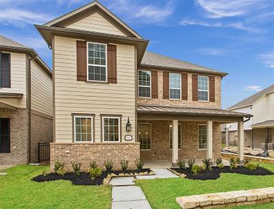 Cypress Single Family Home For Sale: 9626 Caddo Ridge