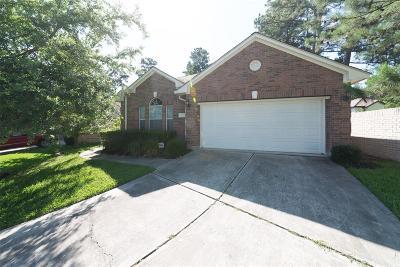 Montgomery Single Family Home For Sale: 27 Marina Way