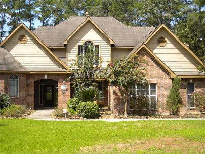 Harris County Single Family Home For Sale: 26822 Eagles Landing