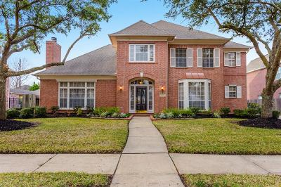 Sugar Land Single Family Home For Sale: 3322 N Briarpark Lane