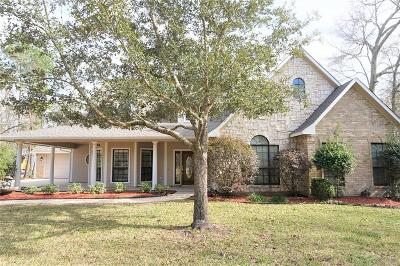 Huffman Single Family Home For Sale: 28819 Trace Vista Circle