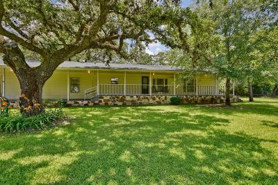 Fayette County Country Home/Acreage For Sale: 2739 E State Highway 159