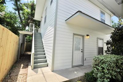 Single Family Home For Sale: 811 Tabor Street