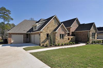 Tomball Single Family Home For Sale: 30942 Spring Lake Boulevard