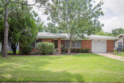 Texas City Single Family Home For Sale: 2013 14th Avenue N