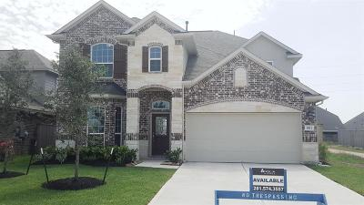 Brookshire Single Family Home For Sale: 1811 Benbrook Hollow Lane