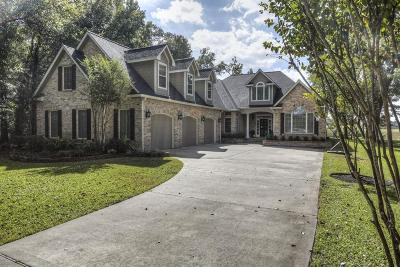 Montgomery Single Family Home For Sale: 11533 Grandview