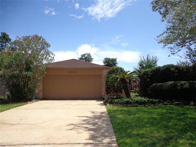 Spring Single Family Home For Sale: 6923 Bullinger Drive