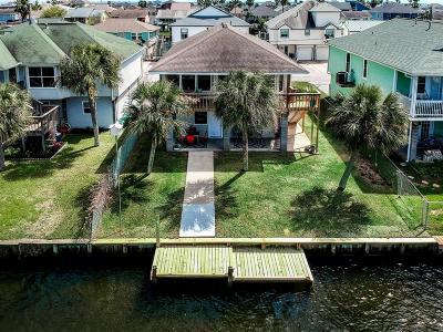 Bayou Vista Single Family Home For Sale: 733 Marlin Street