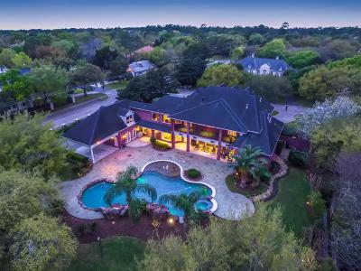 Houston Single Family Home For Sale: 9 Wexford Court