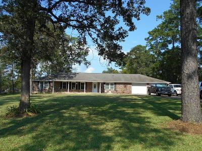 Dayton Single Family Home For Sale: 10371 Fm 1409