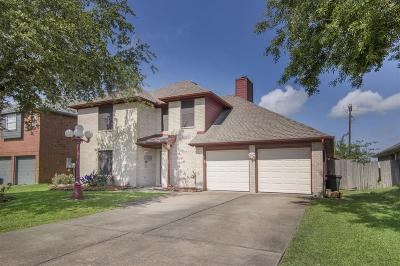 Texas City Single Family Home For Sale: 2705 15th Street N