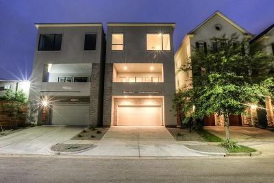 Houston Single Family Home For Sale: 1619 Wichita Street