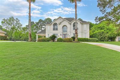 Montgomery Single Family Home For Sale: 71 La Jolla Circle Circle