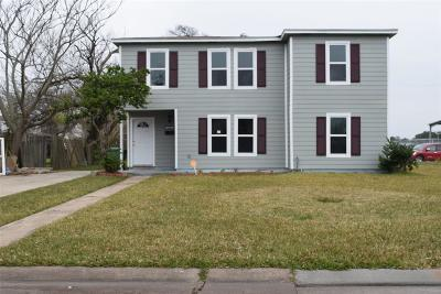 Texas City Single Family Home For Sale: 1102 2nd Avenue N