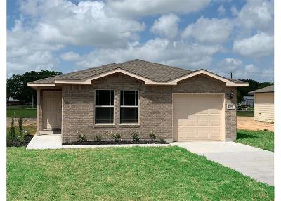 Galveston County Single Family Home For Sale: 1208 1st Ave N