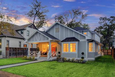Houston Single Family Home For Sale: 1208 Tulane Street