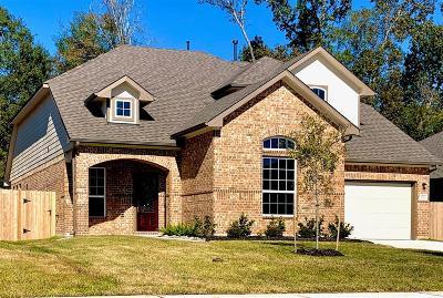 Crosby Single Family Home For Sale: 618 Companion
