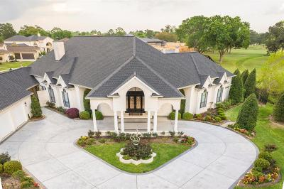 Pearland Single Family Home For Sale: 2803 Country Club Drive