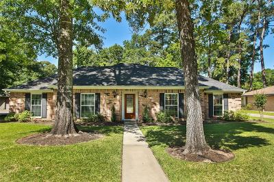 Spring Single Family Home For Sale: 25403 Spring Ridge Drive