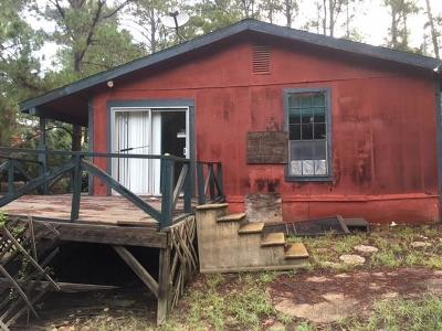 Fayette County Single Family Home For Sale: 830 Moccasin Trail