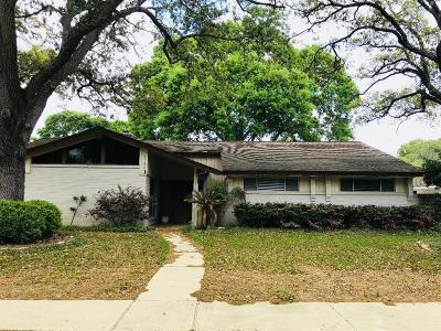 Meyerland Single Family Home For Sale: 5142 Braesvalley Drive