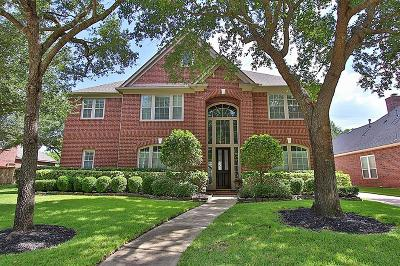 Katy Single Family Home For Sale: 22614 Westbrook Cinco Lane