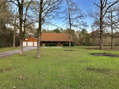Magnolia Single Family Home For Sale: 1134 Fm 1486 Road