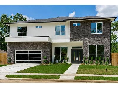 Houston Single Family Home For Sale: 5322 Judalon Lane