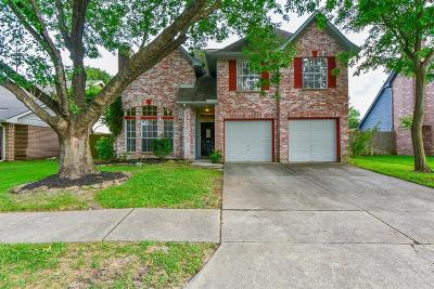 Houston Single Family Home For Sale: 9851 Meadow Bend Lane