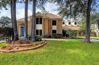 Houston Single Family Home For Sale: 17421 Ponderosa Pines Drive