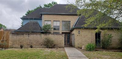 Single Family Home For Sale: 907 Ivy Wall Drive