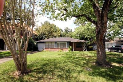 Bellaire Single Family Home For Sale: 4518 Maple Street