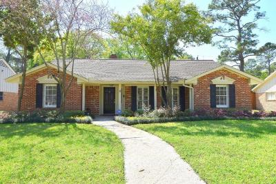 Houston Single Family Home For Sale: 10023 Valley Forge Drive