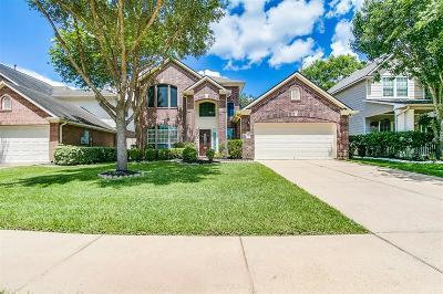 Missouri City Single Family Home For Sale: 3711 Hill Family Lane