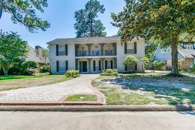 Houston Single Family Home For Sale: 10907 Fawnview Drive