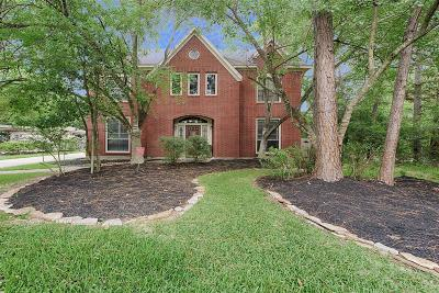The Woodlands Single Family Home For Sale: 2 S Duskwood Place