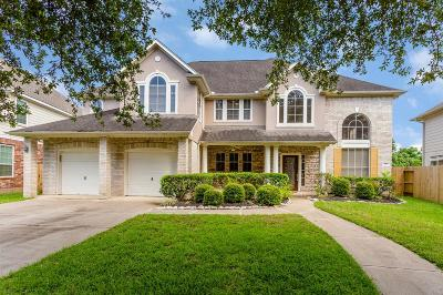 Sugar Land, Sugarland Single Family Home For Sale: 5927 Union Springs