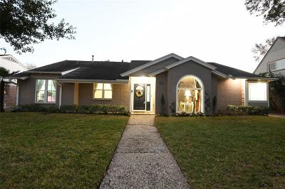 Houston Single Family Home For Sale: 14519 Chadbourne Drive