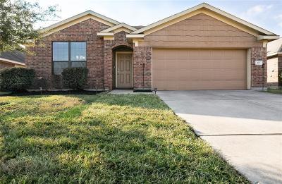 Alvin Single Family Home For Sale: 410 De Coster Boulevard