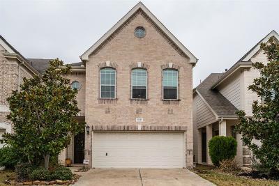 Houston Single Family Home For Sale: 14510 Basalt Lane