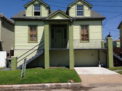 Galveston County Rental For Rent: 308 17th Street
